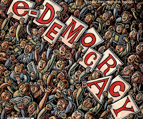 the threat of political parties in the existence of democracy